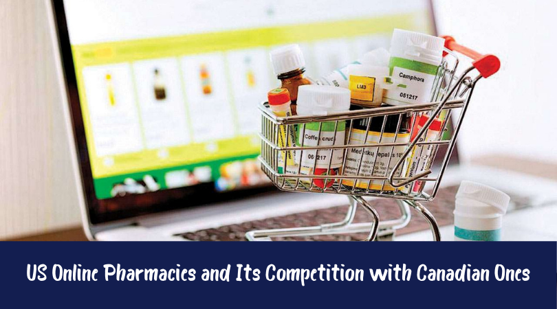 US Online Pharmacies and Its Competition with Canadian Ones