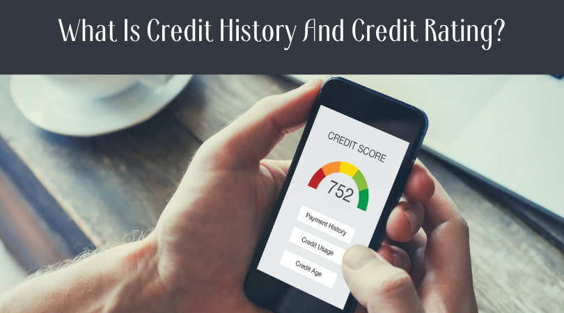 What Is Credit History And Credit Rating